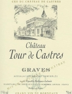 Chateau Tour De Castres 2005 Graves Bottle
