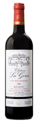 Chateau La Gorce 2003 Medoc Bottle