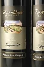 Rosenblum Cellars Rockpile Road Zinfandel 2005 Bottle