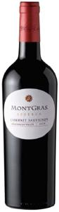 Montgras Cabernet Sauvignon Reserva 2008, Colchagua Valley Bottle