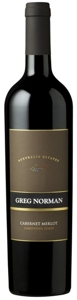 Greg Norman Estates Cabernet Merlot 2007, Limestone Coast, South Australia Bottle