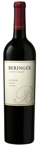 Beringer Alluvium Red 2005, Knights Valley, Sonoma Bottle