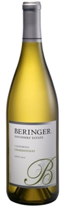 Beringer Founders' Estate Chardonnay 2008, California Bottle