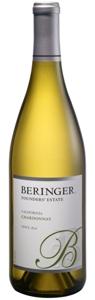 Beringer Founders' Estate Chardonnay 2008, California Bottle