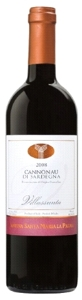 Santa Maria La Palma Villassunta Cannonau Di Sardegna 2008, Doc Bottle