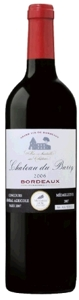 Château Du Barry 2006, Ac Bordeaux Bottle