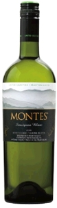 Montes Limited Selection Sauvignon Blanc 2009, Leyda Valley Bottle