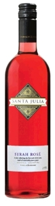 Santa Julia Syrah Rosé 2009, Mendoza Bottle