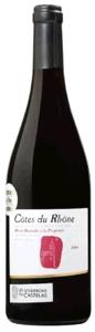 Les Vignerons Du Castelas Côtes Du Rhône 2008, Ac Bottle