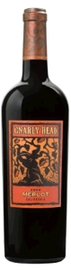 Gnarly Head Merlot 2006, California Bottle