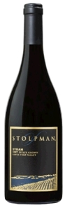 Stolpman Estate Syrah 2007, Santa Ynez Valley Bottle