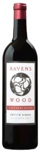 Ravenswood Vintner's Blend Petite Sirah Blend 2007 Bottle