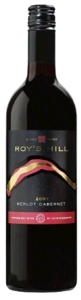 C.J. Pask Roy's Hill Merlot/Cabernet 2007, Hawkes Bay, North Island Bottle