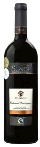 Sonop Organic Cabernet Sauvignon 2008, Wo Western Cape Bottle