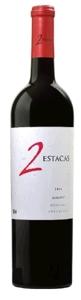 Bodegas Los Toneles 2 Estacas Malbec 2008, Mendoza Bottle