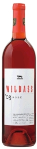 Wildass Rosé 2008, VQA Niagara Peninsula Bottle