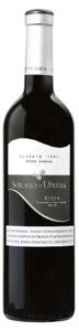 Bodegas Patrocinio Limited Edition Señorio De Unuela Reserva 2001, Doca Rioja Bottle