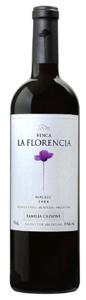 Familia Cassone Finca La Florencia Malbec 2008, Mendoza Bottle