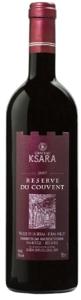 Château Ksara Réserve Du Couvent 2007, Bekaa Valley Bottle
