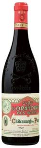 Clos De L'oratoire Des Papes Châteauneuf Du Pape 2007, Ac Bottle