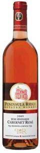 Peninsula Ridge Beal Vineyards Cabernet Rosé 2009, VQA Beamsville Bench, Niagara Peninsula Bottle
