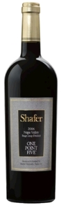 Shafer One Point Five Cabernet Sauvignon 2006, Stags Leap District, Napa Valley Bottle