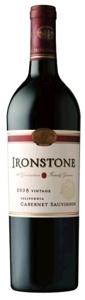 Ironstone Cabernet Sauvignon 2008, Lodi Bottle