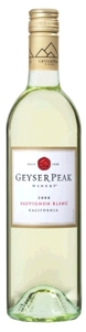 Geyser Peak Sauvignon Blanc 2008, California Bottle
