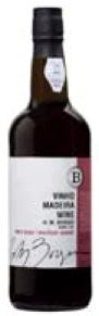 H.M. Borges Medium Sweet Aged 3 Years Madeira, Madeira Islands Bottle