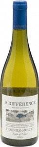 La Différence Viognier/Muscat 2009, Vin De Pays Des Côtes Catalanes Bottle