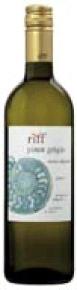 Riff Terra Alpina Pinot Grigio 2009, Igt Delle Venezie Bottle