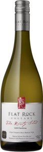 Flat Rock Cellars The Rusty Shed Chardonnay 2008, VQA Twenty Mile Bench, Niagara Peninsula Bottle