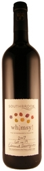 Southbrook Whimsy Cabernet Sauvignon Lot No. 20 2007 Bottle