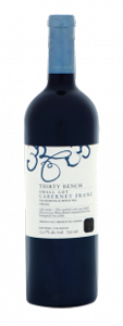 Thirty Bench Small Lot Cabernet Franc 2007 Bottle