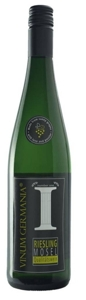 Josef Kollmann Vinum Germania Number One Riesling 2008, Qba Mosel Bottle