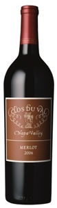 Clos Du Val Merlot 2005, Napa Valley Bottle