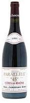 Paul Jaboulet Aîné Parallèle 45 Côtes Du Rhône 2007, Rhône Valley Bottle