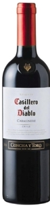 Casillero Del Diablo Carmenere 2009 Bottle