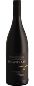 Lammershoek Pinotage 2007, Wo Swartland Bottle