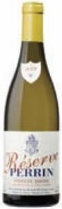 Perrin & Fils Réserve Côtes Du Rhône Blanc 2009, Ac Bottle