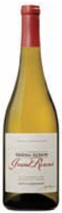 Kendall Jackson Grand Reserve Chardonnay 2007 Bottle