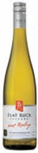 Flat Rock Cellars Riesling 2009, VQA Twenty Mile Bench, Niagara Peninsula Bottle
