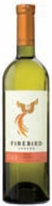 Firebird Legend Pinot Grigio 2009, Vulcaneshti Bottle