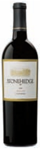 Stonehedge Merlot 2008, California Bottle
