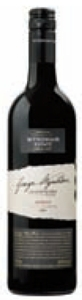 George Wyndham Founder's Reserve Shiraz 2005, South Australia Bottle