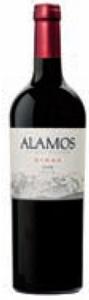 Alamos Syrah 2008 Bottle