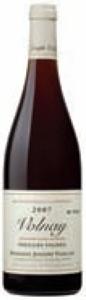 Domaine Joseph Voillot Vieilles Vignes Volnay 2007, Ac Bottle