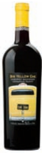 Mendocino Wine Co. Big Yellow Cab Cabernet Sauvignon 2005, Mendocino County Bottle