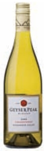 Geyser Peak Chardonnay 2008, Alexander Valley Bottle