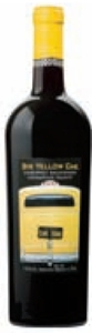 Mendocino Wine Co. Big Yellow Cab Cabernet Sauvignon 2006, Mendocino County Bottle